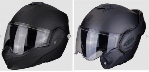 Scorpion exo-tech motorhelm.JPG